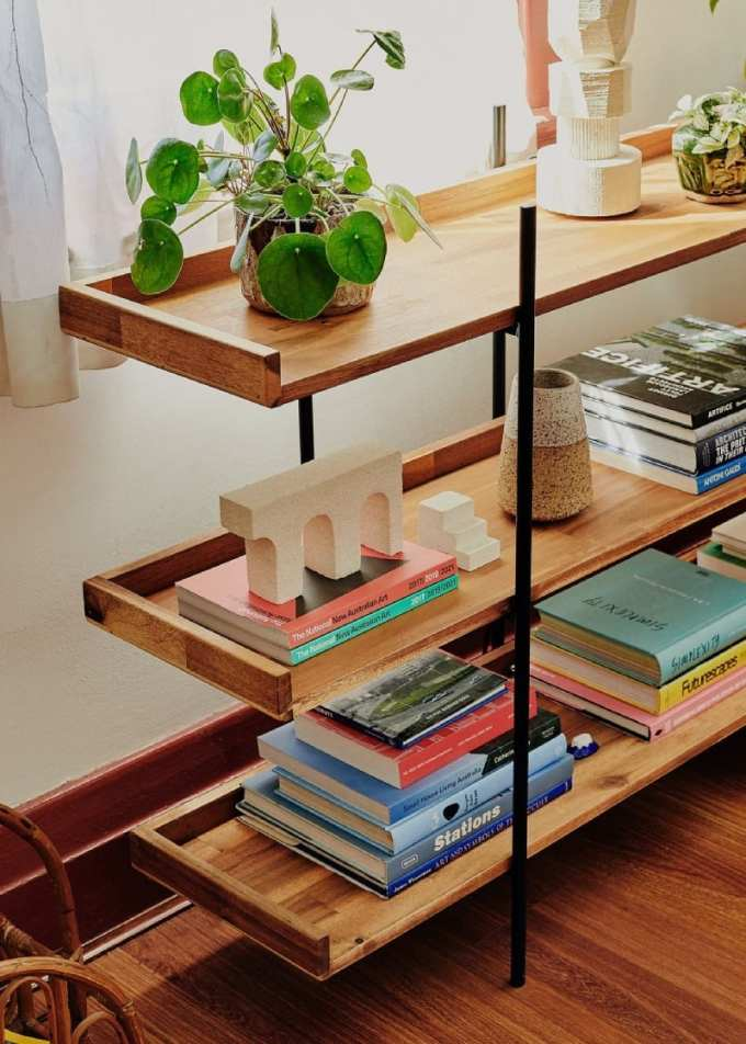 Bookshelf Decoration - Ιδέες για αποθήκευση βιβλίων και πως να διακοσμήσεις τα ράφια σου