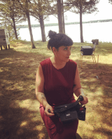 Our fab director: Thalia Mavros of The Front