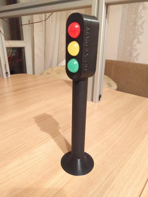 Makely Traffic Light v2 right