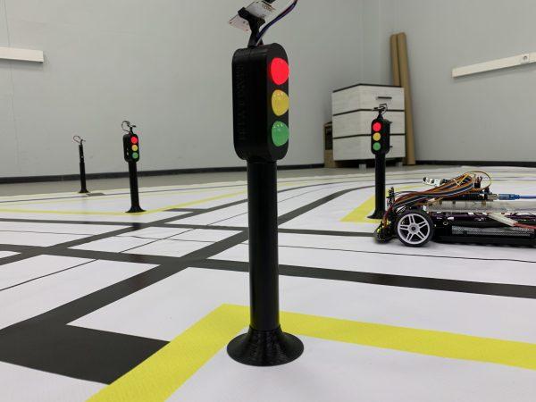Makely Traffic Light v2