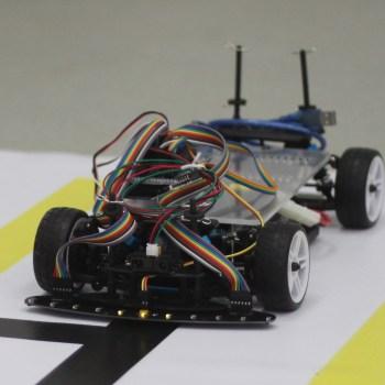 Беспилотный автомобиль 1:10 Makely ArC