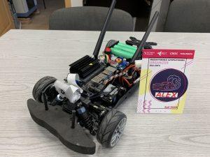 Беспилотный автомобиль 1:10 Makely JetRacer