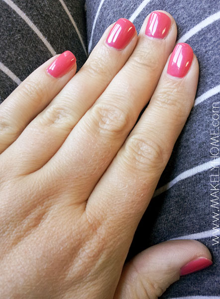 gel nails home-sally