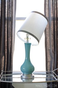 How to Find the Perfect Lamp Shade