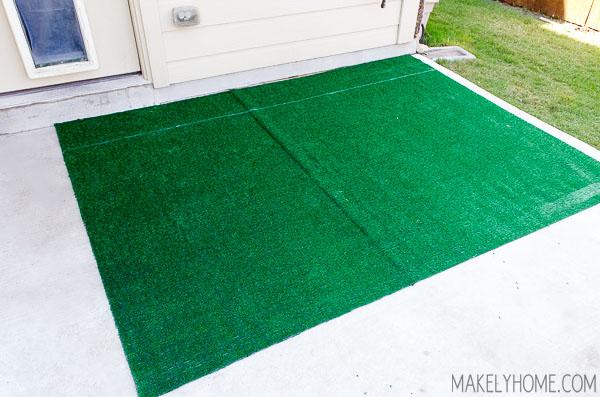 astro turf rug  Home Decor