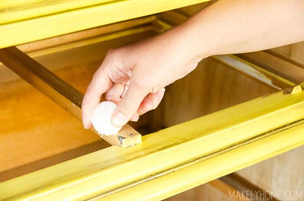 Drawer Slide Wax Home Depot