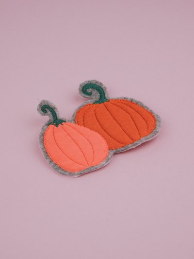 Stickdatei Kürbis zum Beispiel für Herbst / Halloween