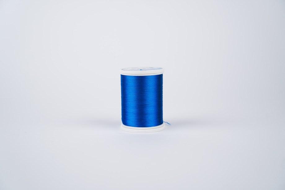 Stickgarn Viskose Sulky Rayon dunkelblau