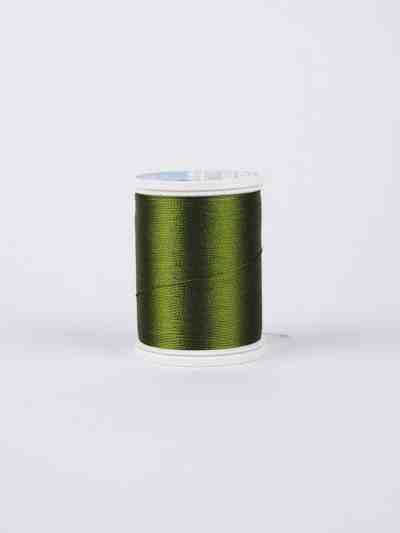 Stickgarn Sulky Rayon 40 (hochwertiges Viskosegarn) in dunkelgrün