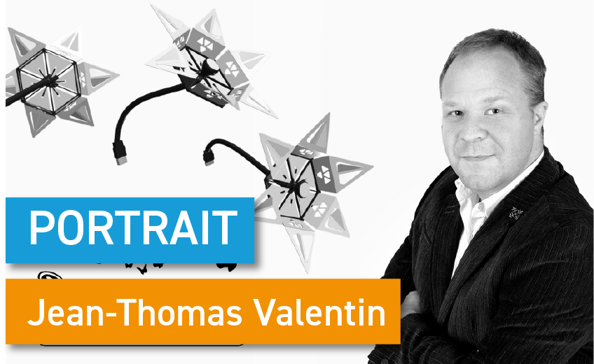 Portrait de Makers #44 > Jean-Thomas Valentin