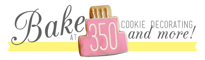 Bridget of Bake at 350: The Cookie Blog That Started It All