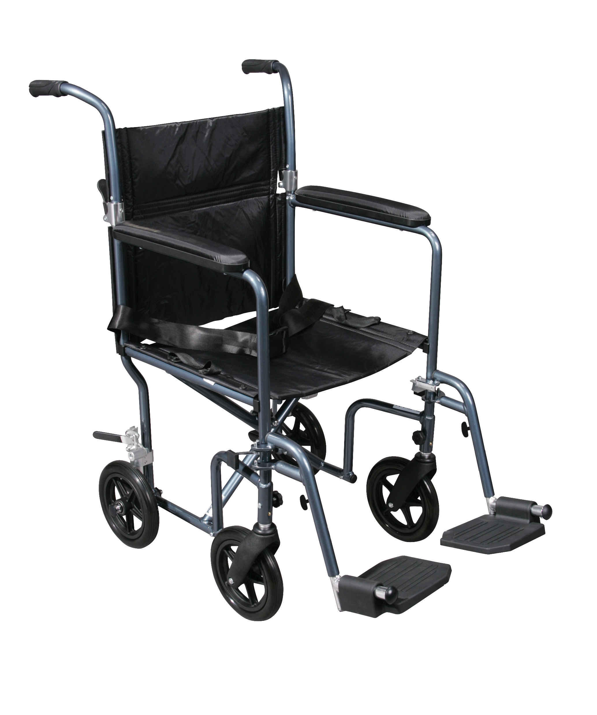 Transport Chairs Drive Flyweight Lightweight Transport Wheelchair With