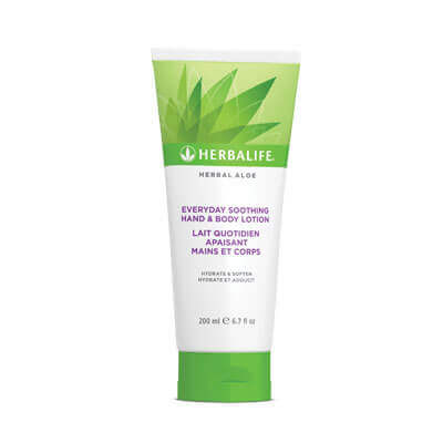 Herbalife Herbal Aloe Hand and Body Lotion 200ml