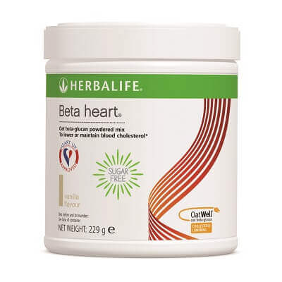 Herbalife Beta Heart
