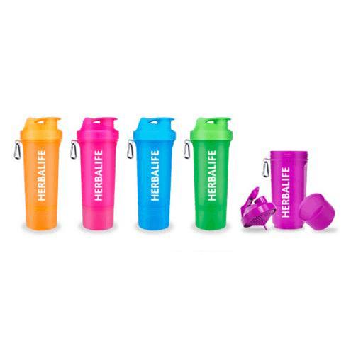Herbalife Neon Shakers