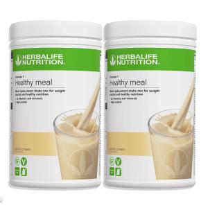 Herbalife Formula 1 Shakes - 2 pack