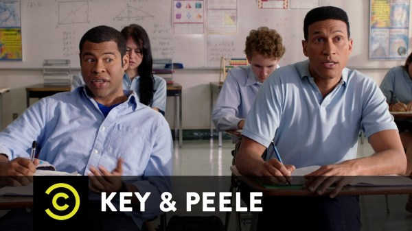 Key & Peele High Potenuse