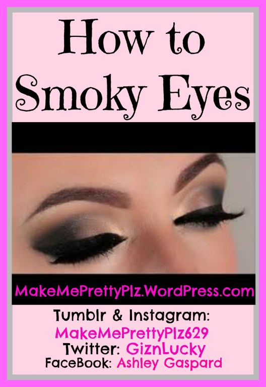Beauty, smoky eye, makeup artist
