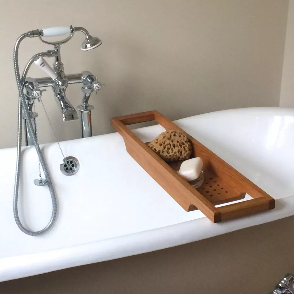 Wooden Tray for The Bathroom  Make Me Something Special