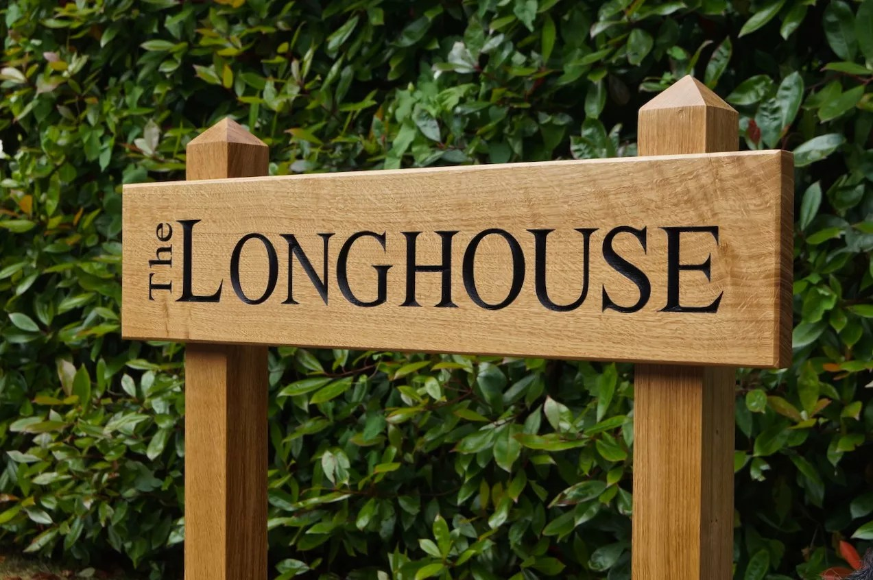 Rustic Wooden House Signs & Others For Your Home