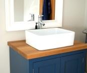 bathroom sink cabinets wood