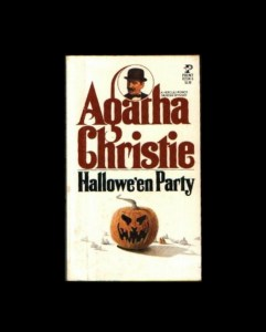 Agatha Christie Halloween Party Book