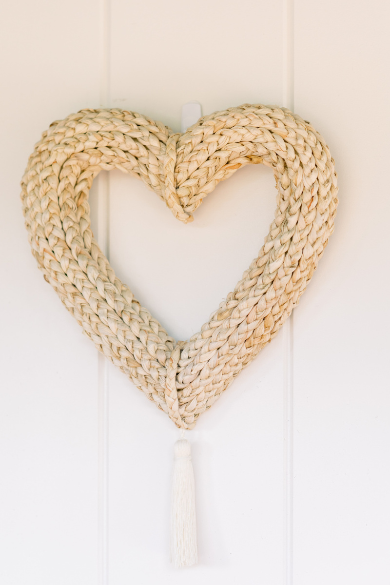 Woven Heart Wreath