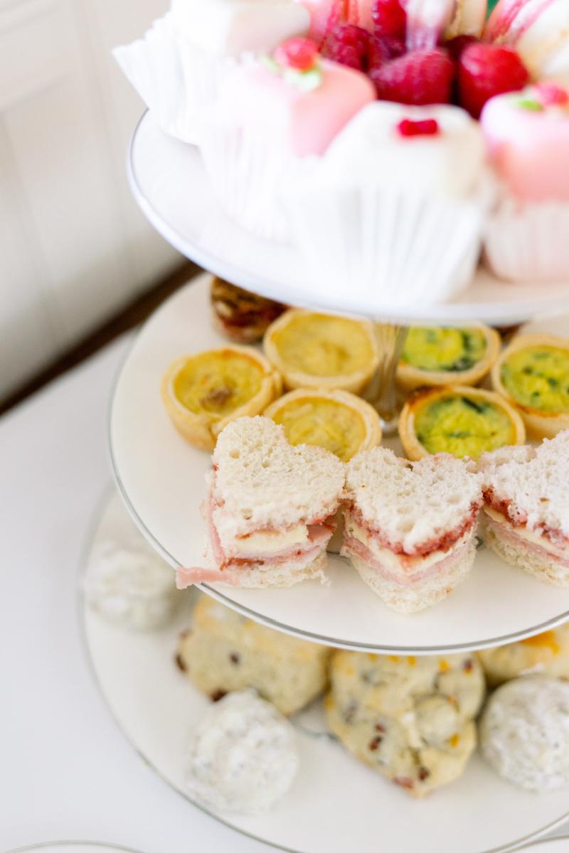 Three Tier Tea Sandwich Tray