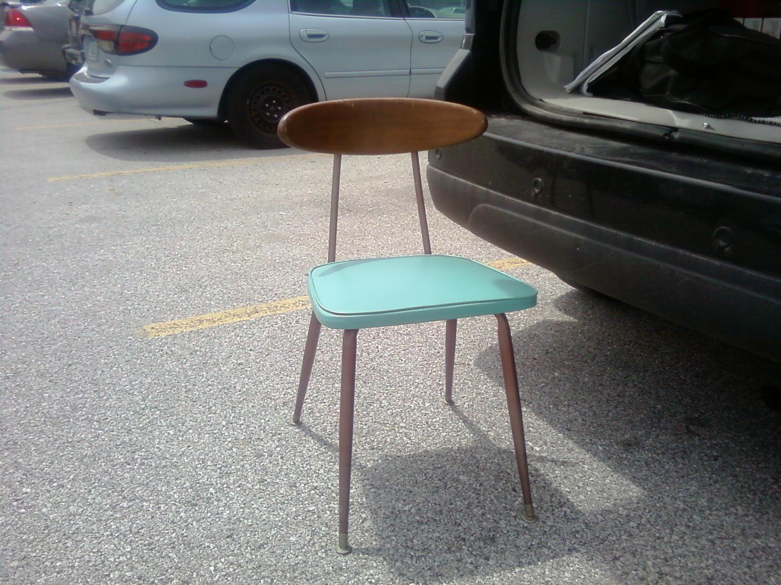 MCM Chair 1