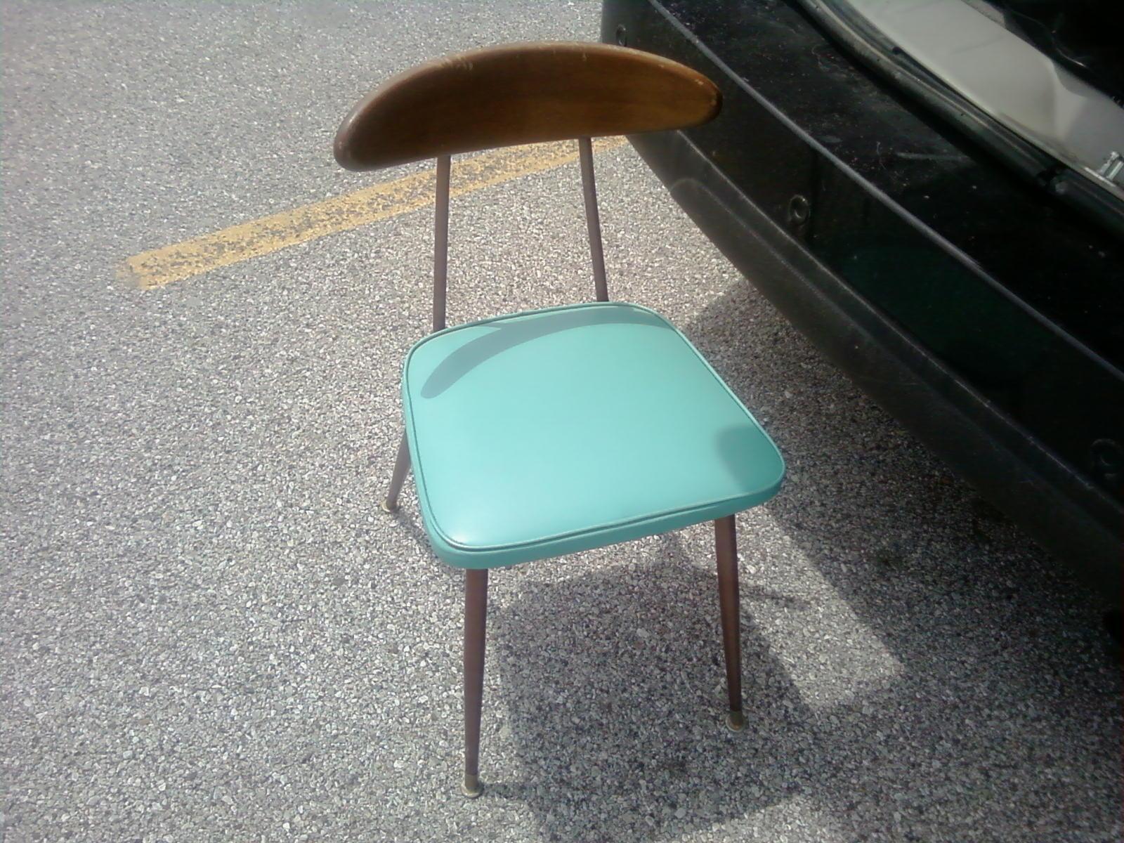 MCM Chair 2