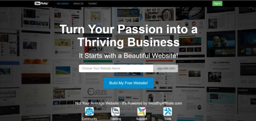 wealthy affiliate SiteRubix是什麼?