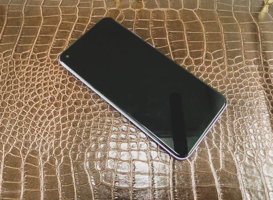 Samsung M11 慕光紫