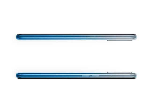 A53 OPPO 2020 藍色測面