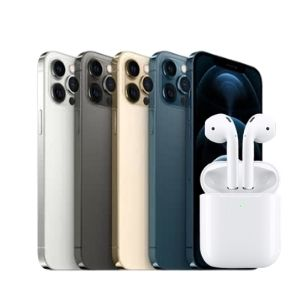 iPhone 12 Pro Max + Airpods 免卡分期