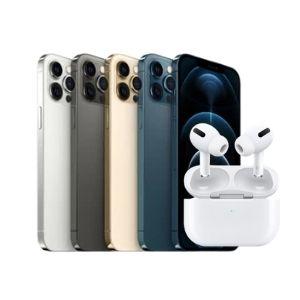 iPhone12 Pro + Airpods Pro 免卡分期