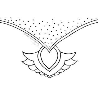 szablon-naszyjnik-kwiat