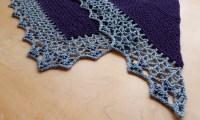 Atlantic Lace Shawl | Make My Day Creative