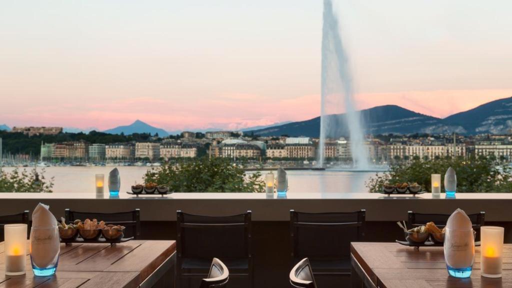 @Grand Hotel Kempinski Geneva
