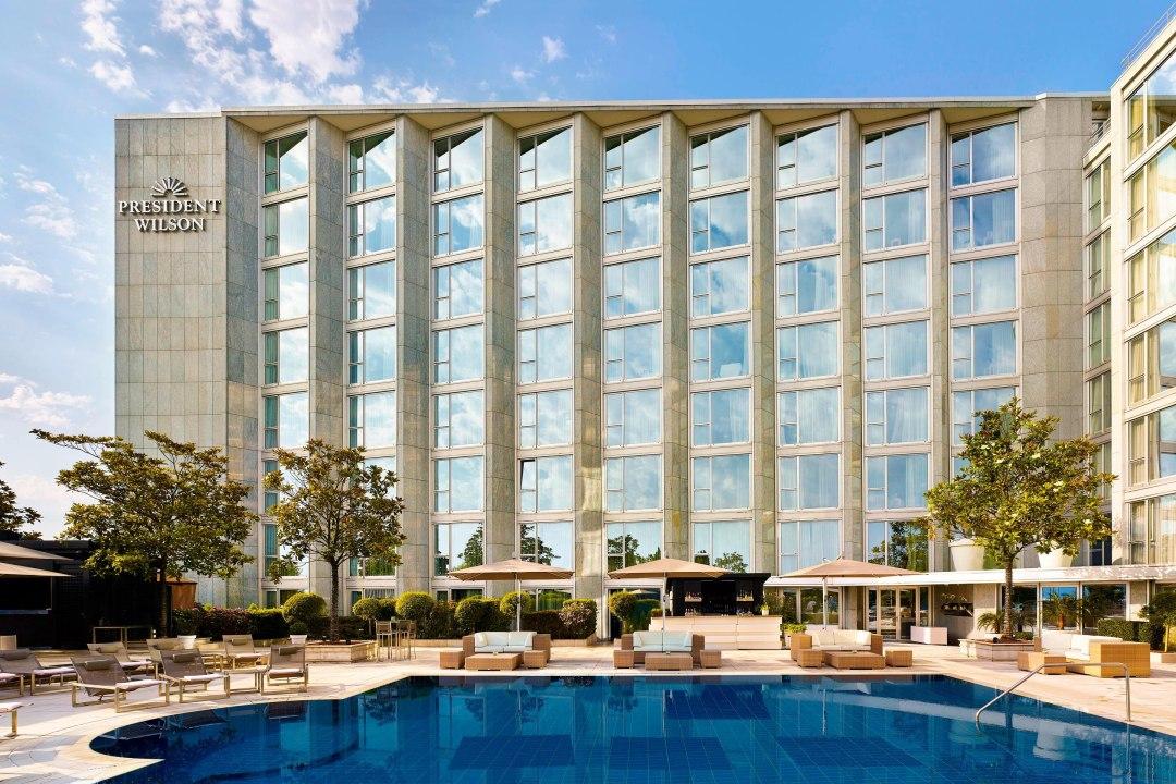 Crédits photo : Hôtel Président Wilson Genève