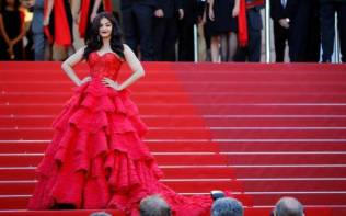 Aishwarya Rai 2017 Cannes Final