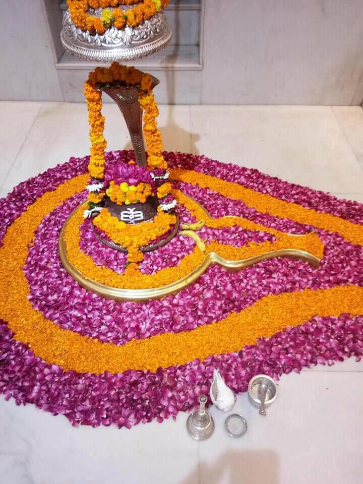 संगमेश्वर महादेव मंदिर, अरुणाय हरियाणा