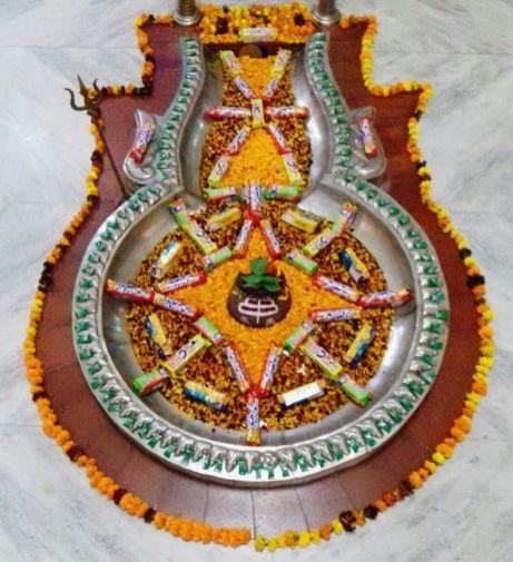 श्रृंगार दर्शन श्री मार्कंडेश्वर महादेव शिव मंदिर 1