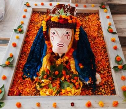 श्रृंगार दर्शन श्री मार्कंडेश्वर महादेव शिव मंदिर 2