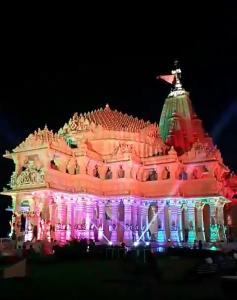 दर्शन बाबा सोमनाथ मंदिर के सौराष्ट्र गुजरात से