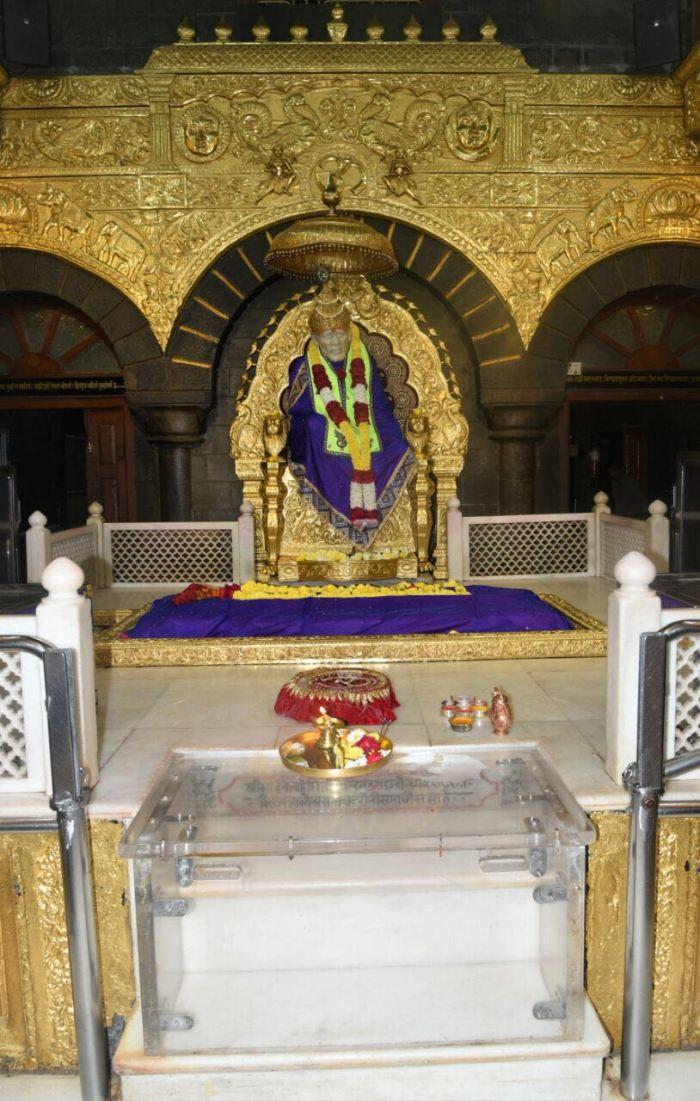Shirdi Sai Baba Darshan