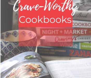 Crave-Worthy Cookbooks 2018