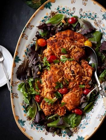 Spanish Style Chicken