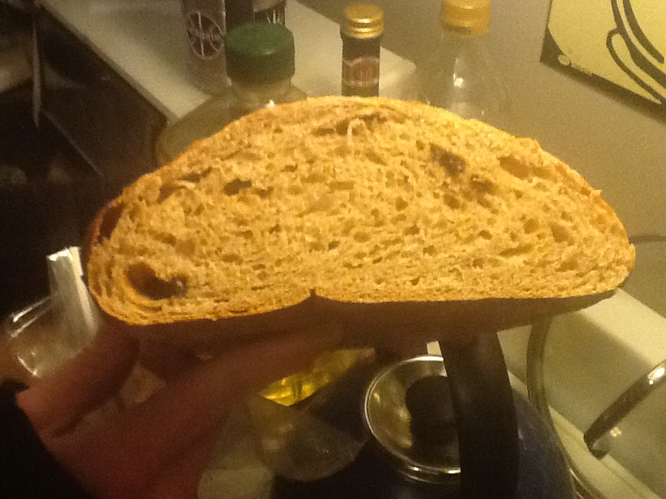 Pain Complet Aux Currant – Bake This Day Our Daily Bread  Pain Complet Au...