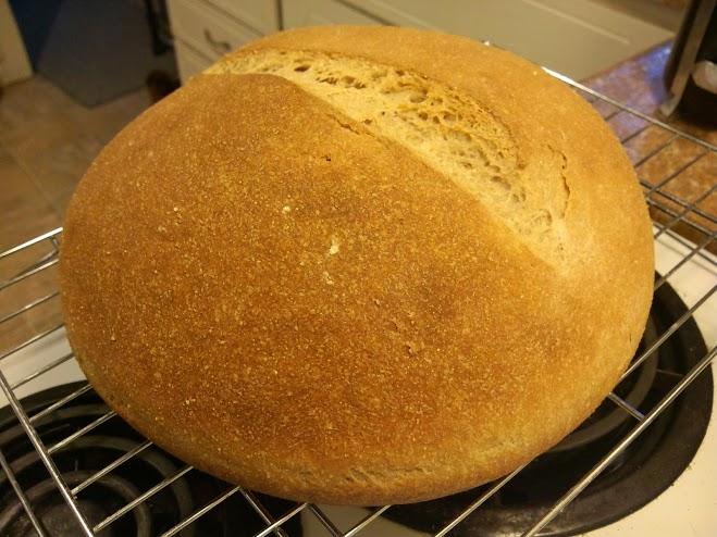 Image Tibetan Barley Skillet Bread
