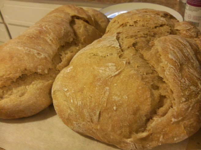 Pane Francese Antiquato Bake This Day Our Daily Bread